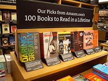 Amazon Book Review: литературное обозрение в онлайн-магазине