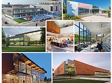 Конкурс New Landmark Libraries 2015: победители и тренды