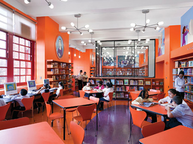 Школьная библиотека XXI века: 5 идей (1)