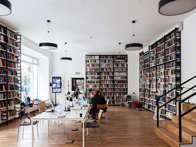 Креативное пространство в библиотеке: в чем нуждается сообщество?