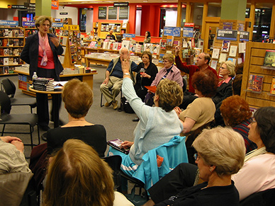 Встречи с авторами в публичных библиотеках: американский опыт